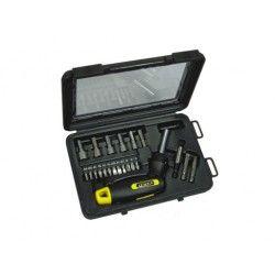 Set chiavi a T a cricchetto FatMax® + accessori 22 pz