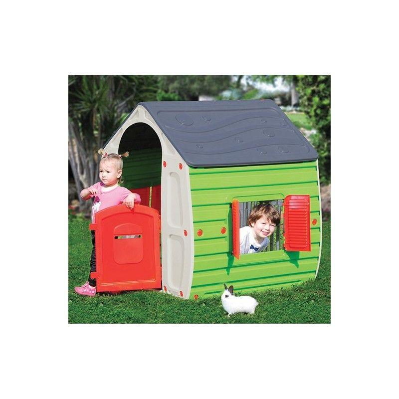 Casetta per bambini ottimoshop - Giochi da esterno per bambini ...