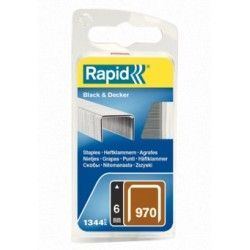 GRAFFE A FILO PIATTO N.970 - RAPID