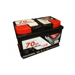 BATTERIA PER AUTO 70AH 12V - HIGH CAR