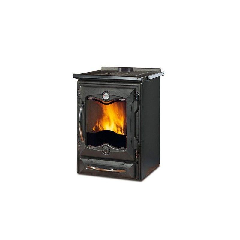 Cucina a legna cucinotta la nordica extraflame ottimoshop - Cucina a legna nordica milly ...