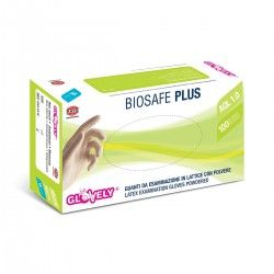 GUANTI DA ESPLORAZIONE IN LATTICE BIOSAFE PLUS - RAYS