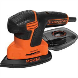 LEVIGATRICE MOUSE 120W - BLACK & DECKER
