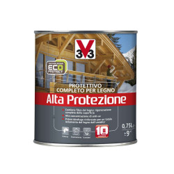 PROTETTIVO COMPLETO PER LEGNO AD AQUA ALTA PROTEZIONE - V33