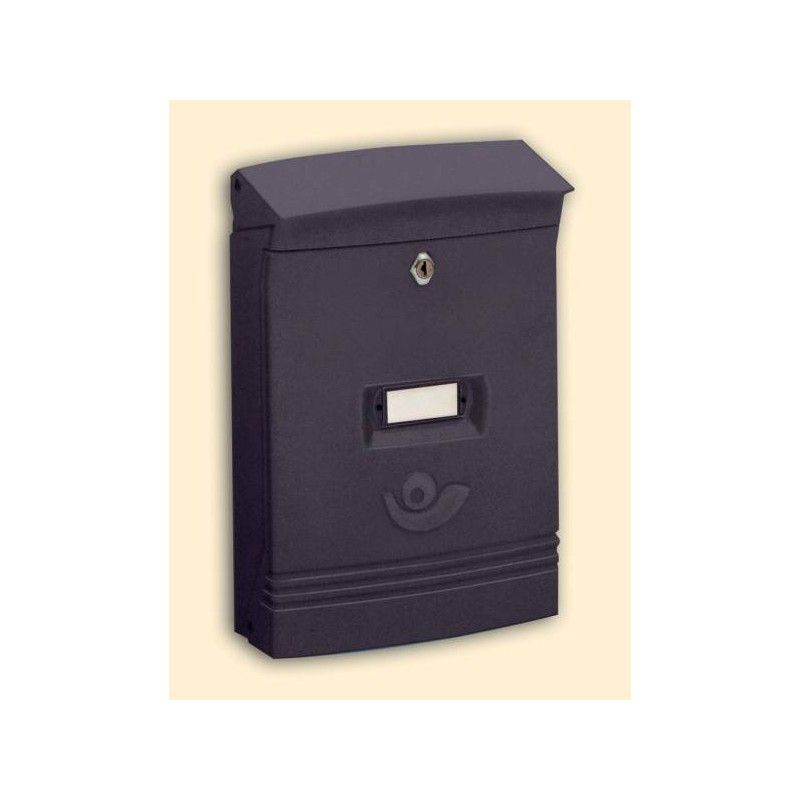 cassette postali mailbox : Home > Cassette postali > CASSETTA POSTALE MOD. BRIOSA- ALUBOX