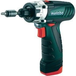 POWER MAXX 12 BASIC LITIO 1.5AH - METABO