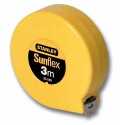 FLESSOMETRO SUNFLEX 3M - STANLEY