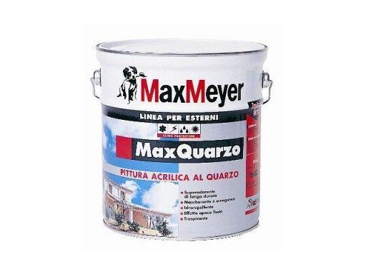 Colori Per Esterni Max Meyer : Quarzo max meyer ottimoshop